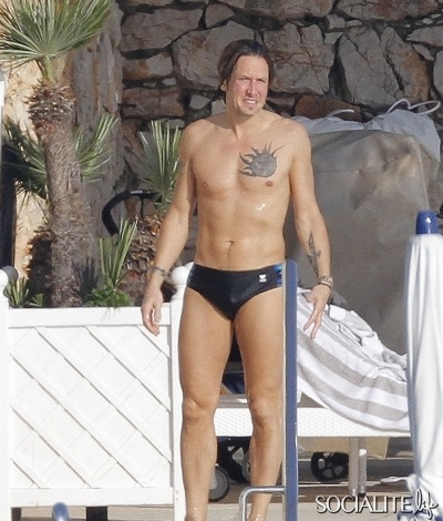 speedo Keith urban