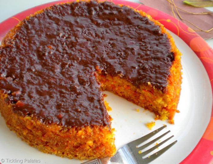 Carrot Cake - Moist & Soft
