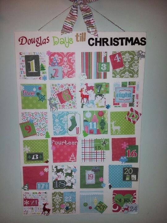 Homemade Calendar Ideas : Homemade advent calendar craft ideas pinterest
