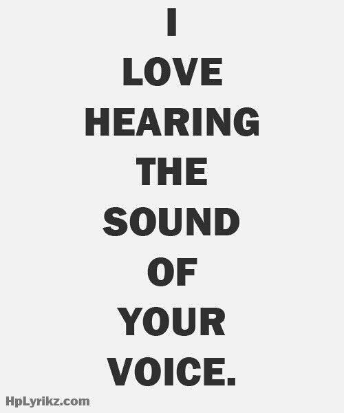 your voice is sexy quotes quotesgram