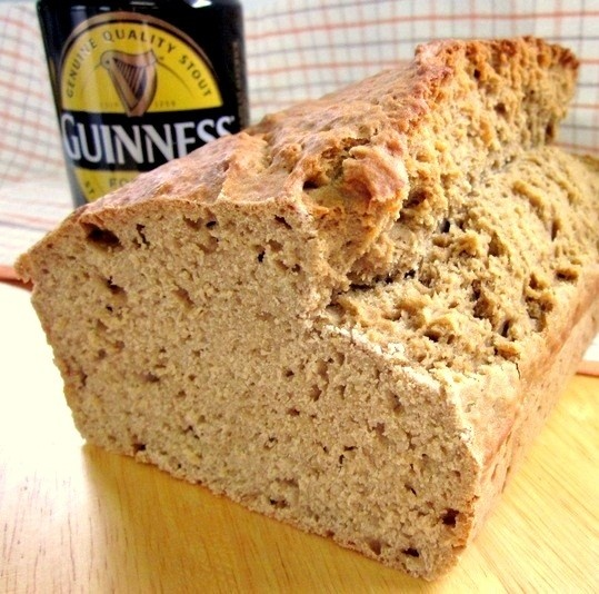 Guinness Beer Bread. | Cooking with Beer | Pinterest