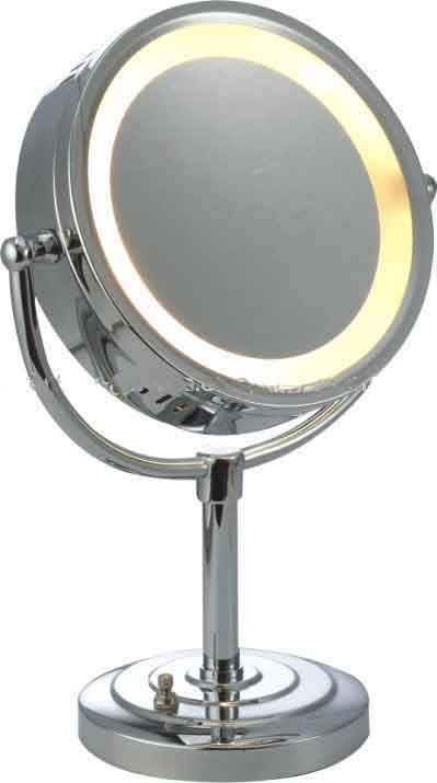 lighted magnifying mirror i had one of these at one time definitely. Black Bedroom Furniture Sets. Home Design Ideas