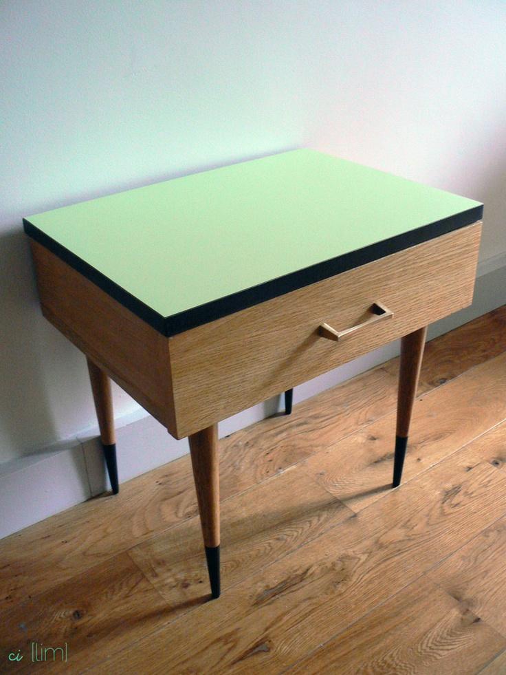 table de nuit  Things & Design  Pinterest