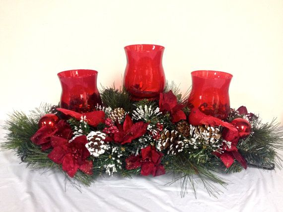Pin by sandy newhart designs on christmas centerpieces and