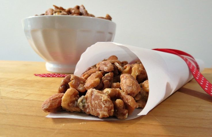 Candied Nuts (like the ones they sell in the mall)