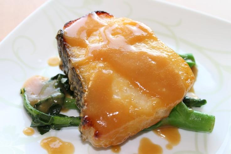 miso glazed cod | food porn | Pinterest