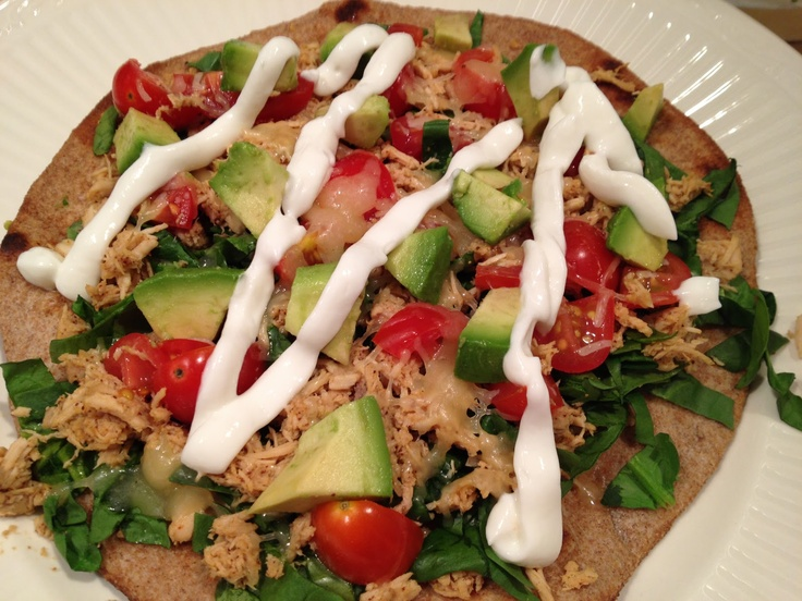 Mexican Flatbread Pizza | For the Kitchen | Pinterest