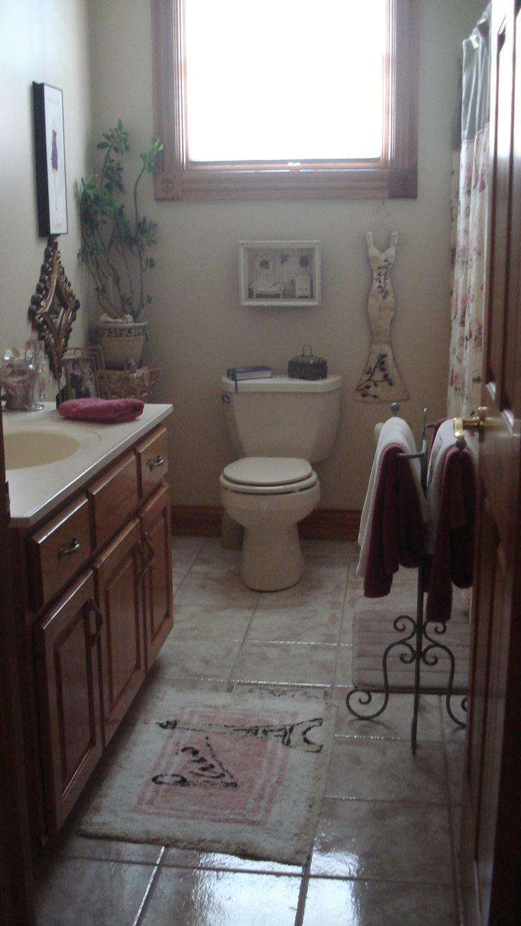 Girlie bathroom theme paris decor ideas for new house pinterest