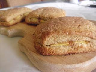Peach Cobbler Scones | Favorite Recipes | Pinterest