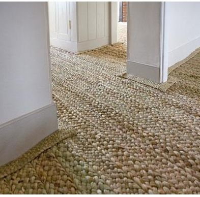 Wall To Sisal Home By The Sea Floors Pinterest