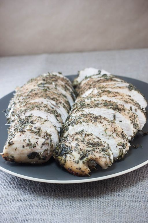 Herb Roasted Turkey Breast | Recipes Worth Trying! | Pinterest