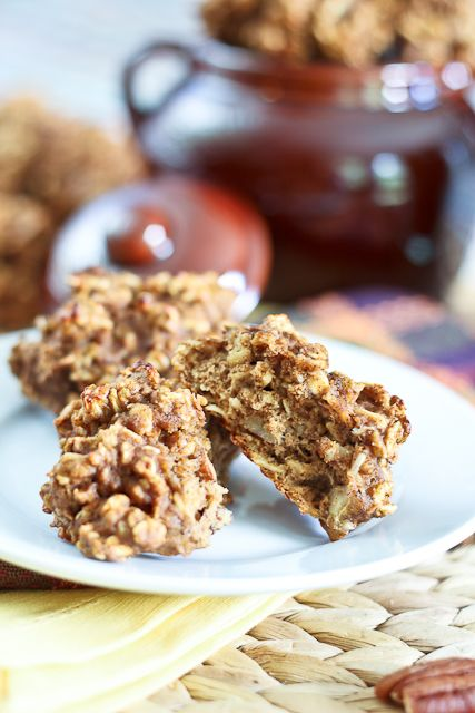 ... High Protein Pumpkin Oatmeal Cookies | by Sonia! The Healthy Foodie
