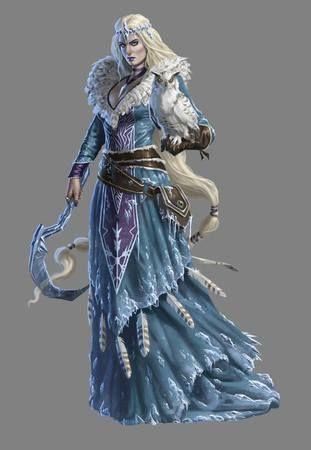 winter witch pathfinder | Character Art, Magic-user | Pinterest: pinterest.com/pin/399342691931830526