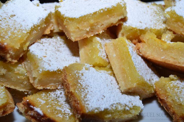 Meyer Lemon Squares - Meyer lemons are in season! Time for lemon ...