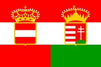 austrian flags