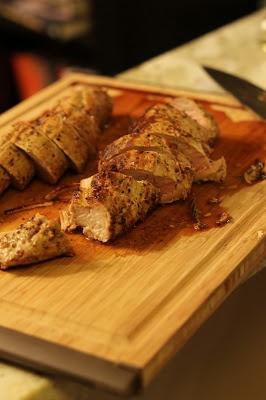 Honey Mustard Pork Tenderloin | Food | Pinterest