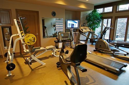 Exercise Room Home Gym Pinterest