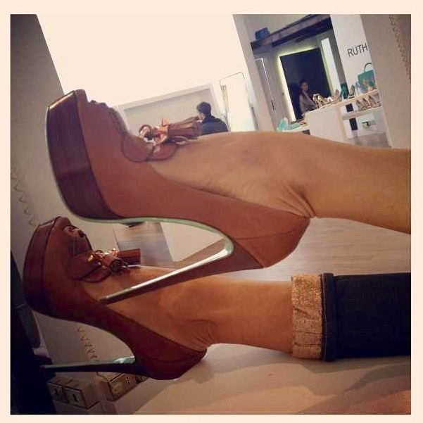 The shoes I wanted for my birthday, Ruthy Davis