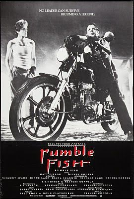 Rumble Fish Movie Cast