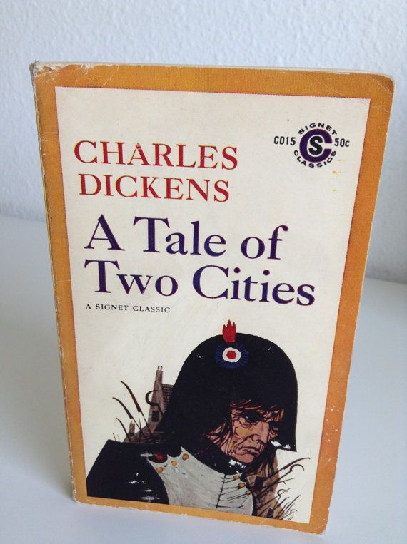 dickens a tale of two cities reversal of characters 'a tale of two cities', charles dickens' classic tale of individuals and families caught in the drama and horror of the french revolution, uses.