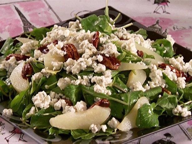 Arugula Salad with Pears and Gorgonzola | Recipe