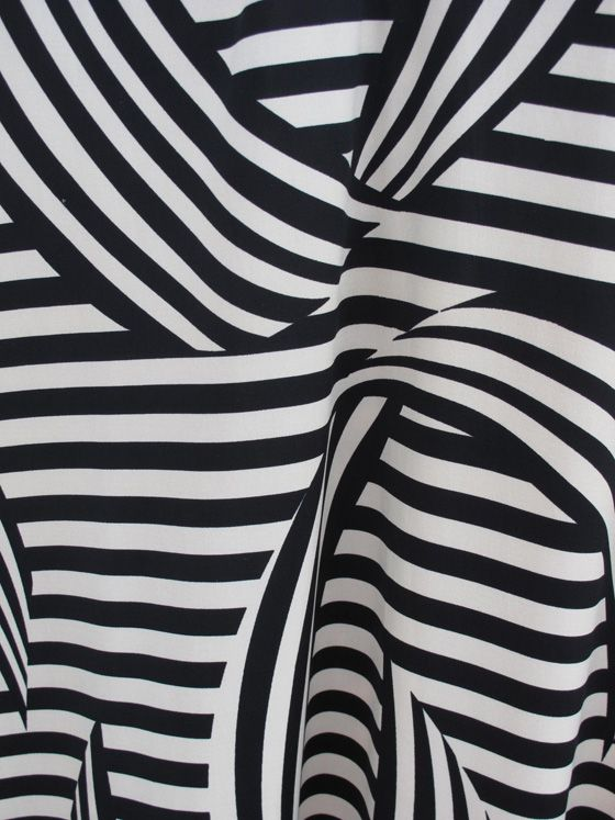 Stripe and swirl