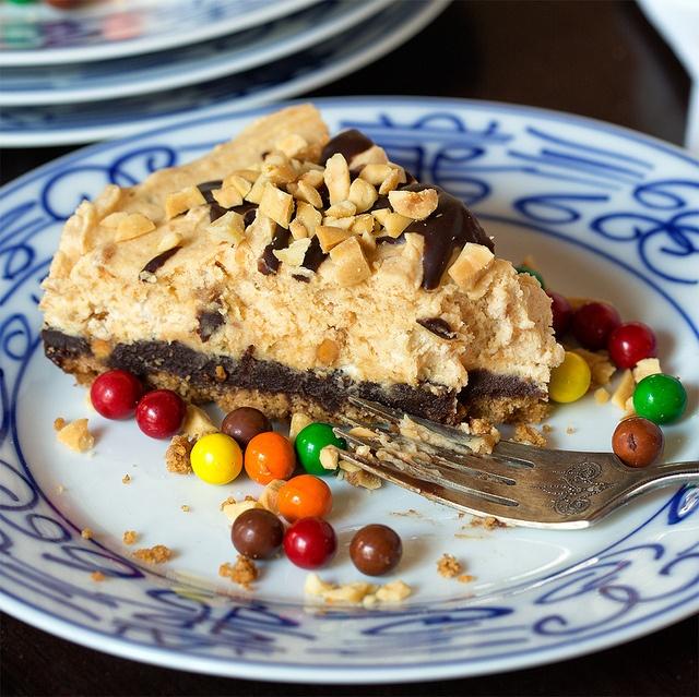 Black Bottom Peanut Butter Pie by Sierra Springs Photography, via ...