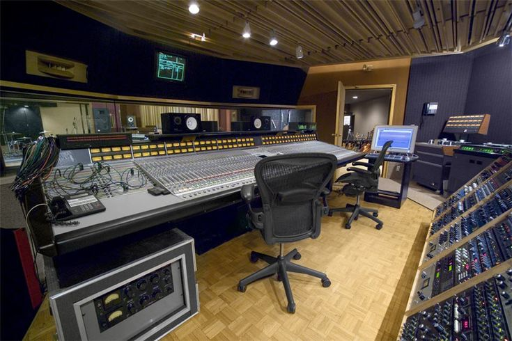 My own recording studio | Recording Studios | Pinterest