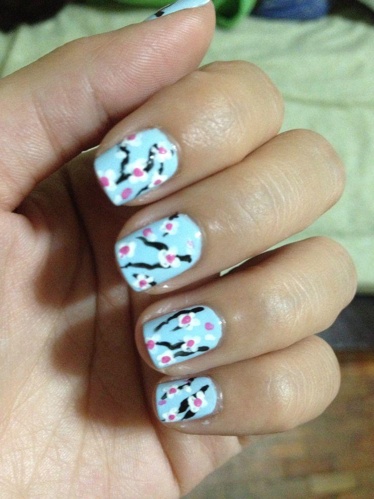 22 galaxy nails art design ideas