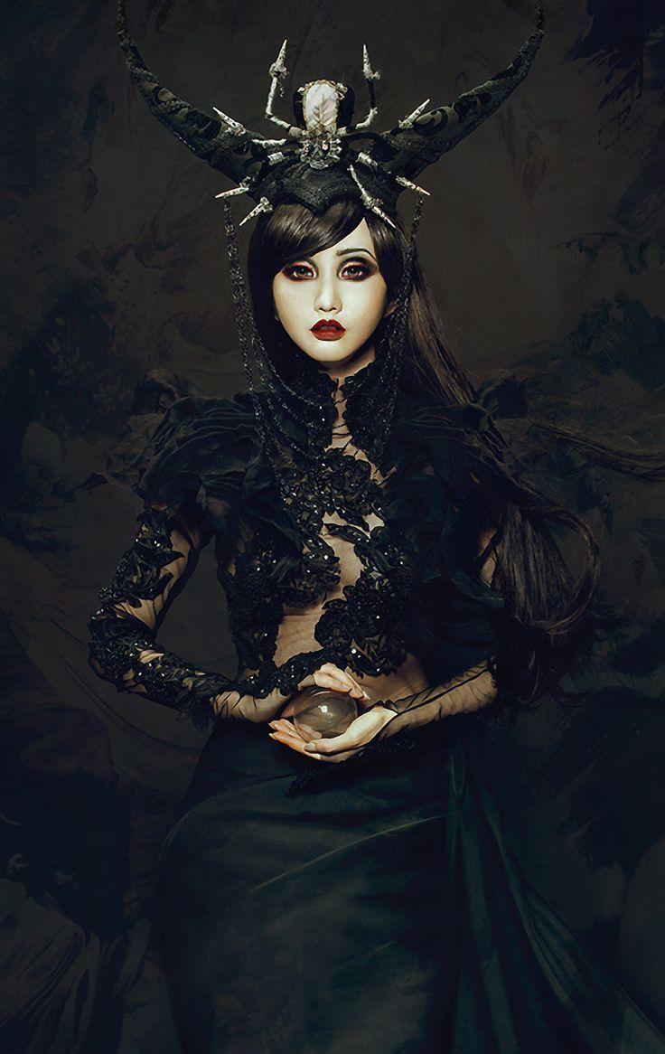 Victorian Goth Gothica Pinterest
