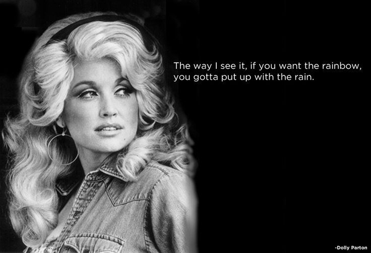We love you, Dolly!