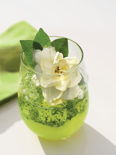 ginger lime martini!! its so pretty. i would totally use this as a ...