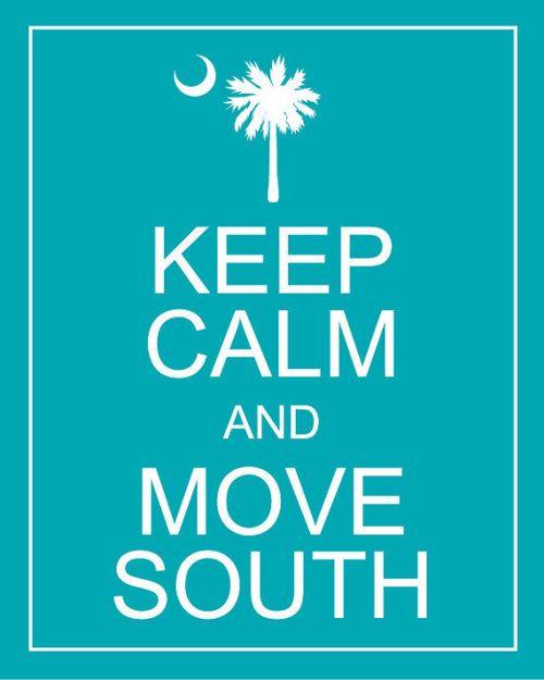 Toujours plus au sud
