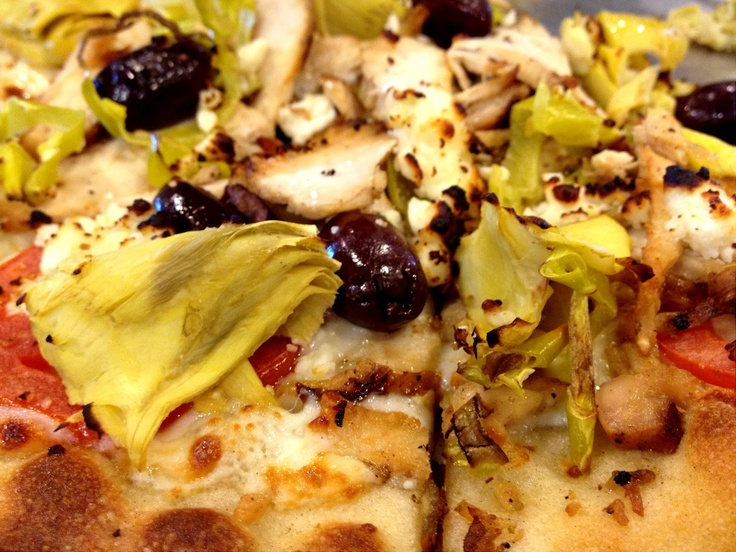 Chicken Thighs With Artichoke Hearts And Feta Cheese Recipes ...