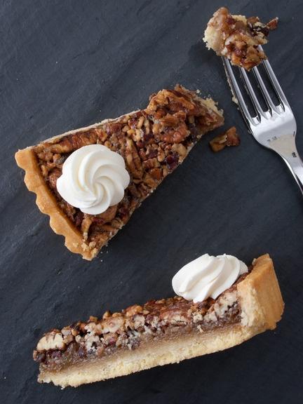 David's Cookies - Bourbon Pecan Tart | Entertaining Recipes | Pintere ...