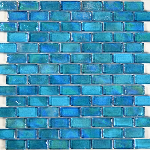 turquoise tile | Tile Backsplash Ideas | Pinterest