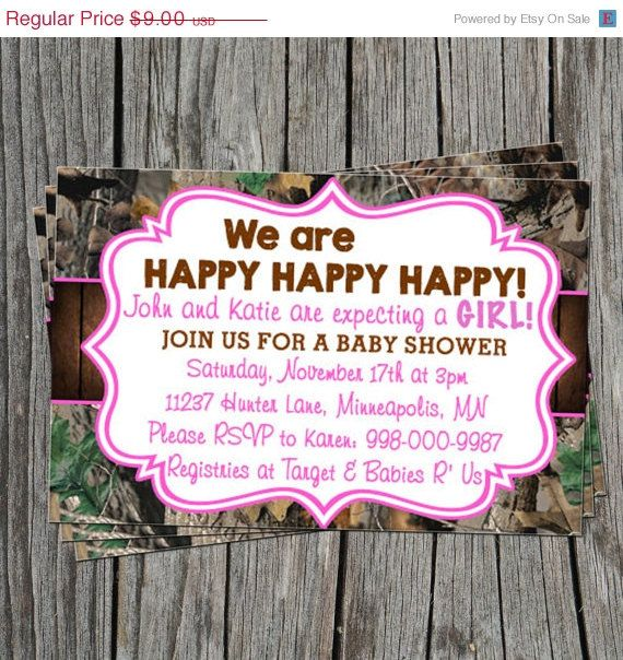 christmas sale pink camo baby shower by nextleveldesigns on etsy 4