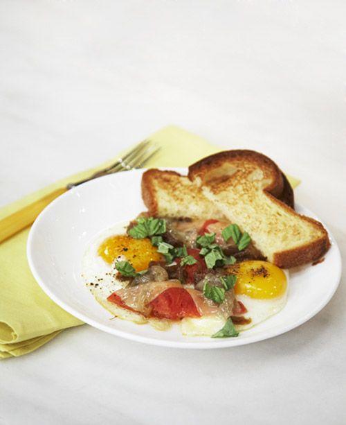 Eggs a la Kevin - Martha Stewart Recipes | Breakfast & Brunch | Pinte ...