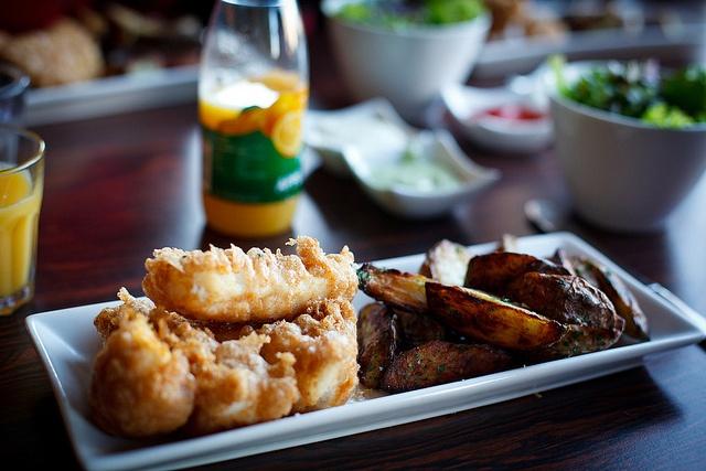 Fish & Chips | Ísland | Pinterest