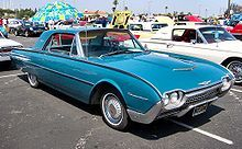 1962-63 Ford Thunderbird. I want!!!