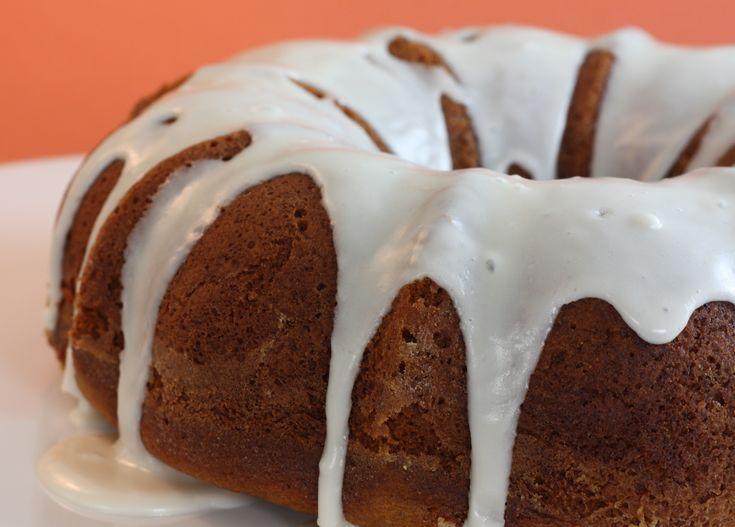 Pumpkin Spice Bundt Cake | Pumpkin | Pinterest
