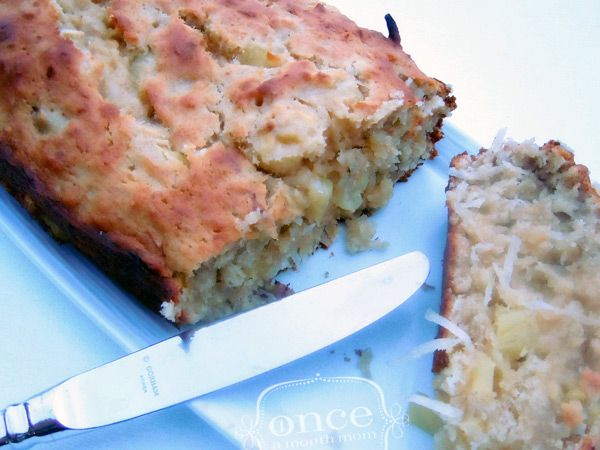 Pineapple Coconut Bread | Cooking, Drinking and Eating!!! | Pinterest