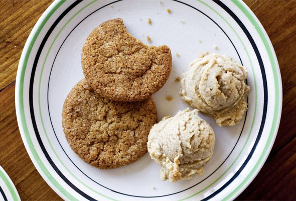 Bacon Fat Gingersnaps | Recipe