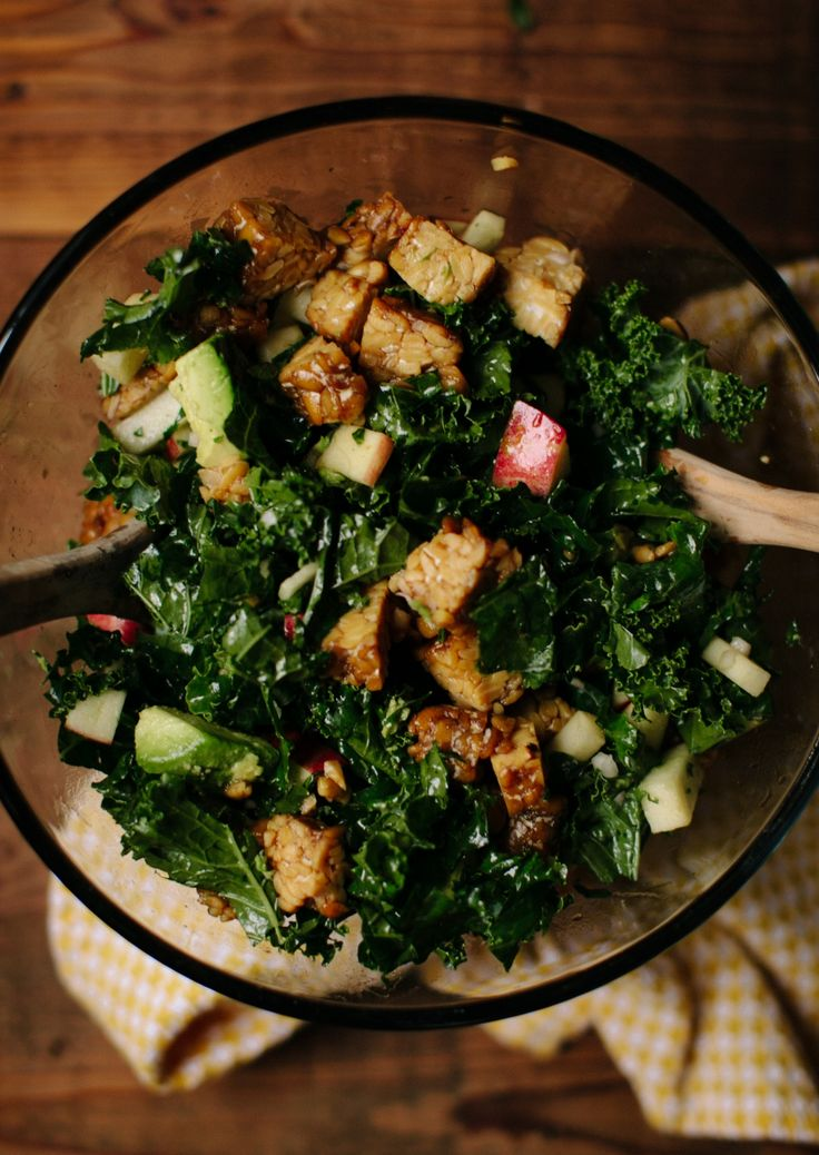 ... , Avocado, and Grilled Maple Tempeh: Good Food, Spirituality & Health