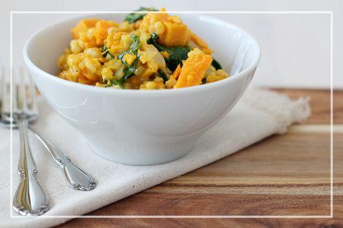 Barley Risotto | Yummy Recipes | Pinterest