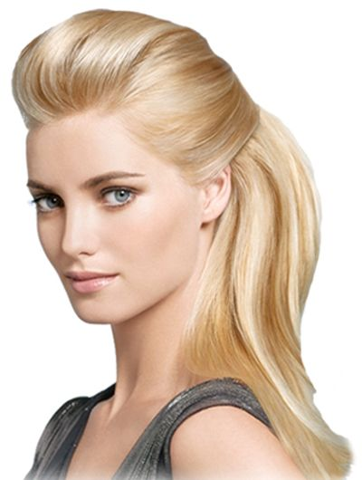 Hairstyles Right Now : 10 Pony Hairstyles That You Can Try Right Now