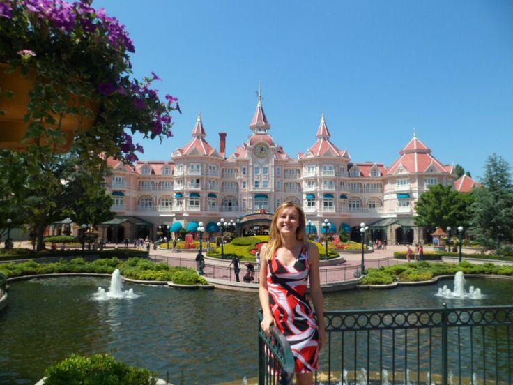 Tag im Disneyland Paris