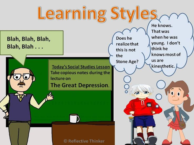 The 7 Different Learning Styles  CanScribe