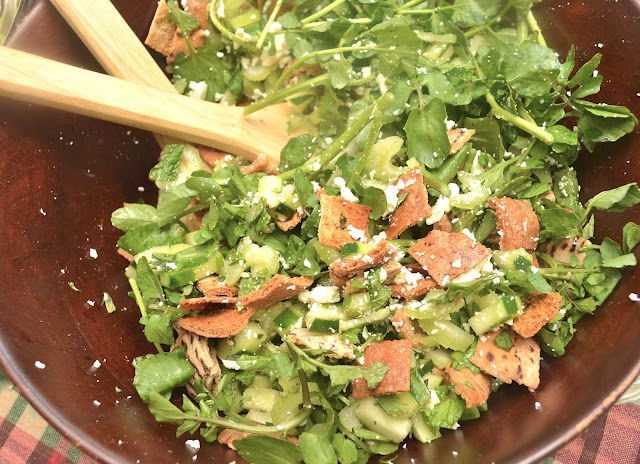 Cucumber, Mint and Feta Salad | Foodie Finds - Not So Sweet | Pintere ...