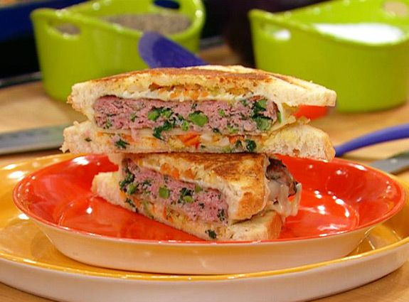 Sausage and Broccoli Rabe Patty Melts or burgers: http://www ...: pinterest.com/pin/61220876157844424